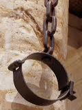 Roman prisoner shackle