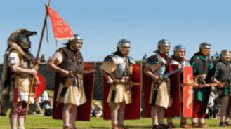 Soldiers of a Roman Republican legion
