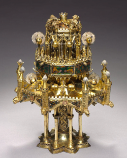 A 14th Century Parisian Table Fountain