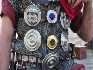 Roman Legionary and Officer Decorations and Awards