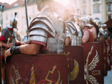 Roman Legion Weapons and Equipment