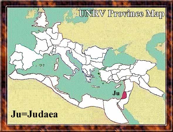 Map of Judaea